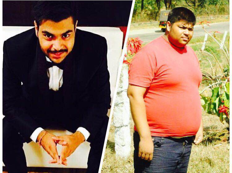 Akhil Singla Weight Loss junk food