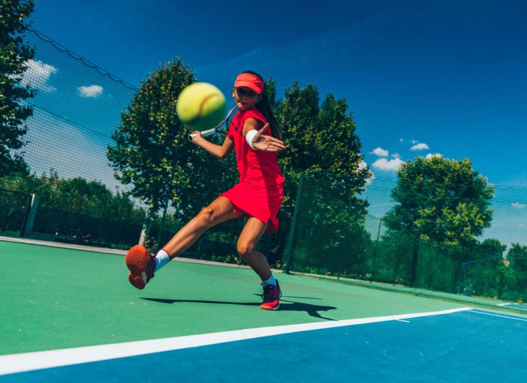 Image result for improve footwork tennis