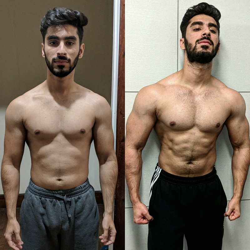 Transformation story- skinny to fit